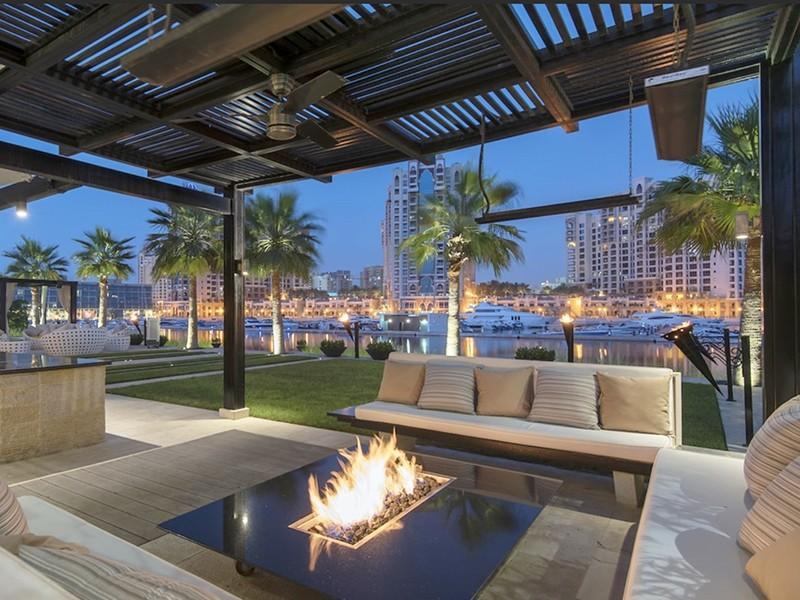 Projekt - Rezydencja w Dubaju