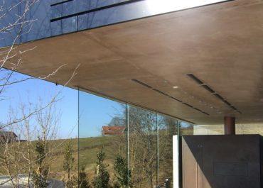 Projekt - Prywatna rezydencja, Szwajcaria