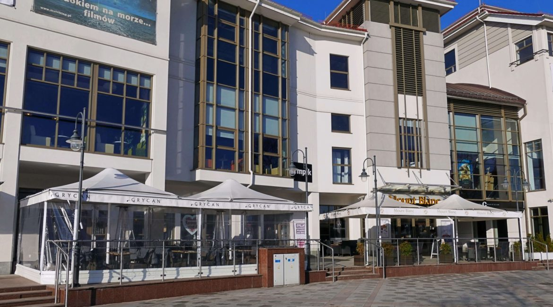 Sopot - Plac Przyjaciół Sopotu