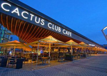 Projekt Cactus Club Cafe - Canada